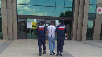 Ürgüp'te 5 yıl hapis cezası ile aranan firari yakalandı