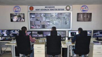 Nevşehir'e bayram tatilinde 1 milyon 782 bin 909 araç giriş çıkışı oldu