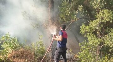 Nevşehir İtfaiyesi Kozan'a yardıma gitti