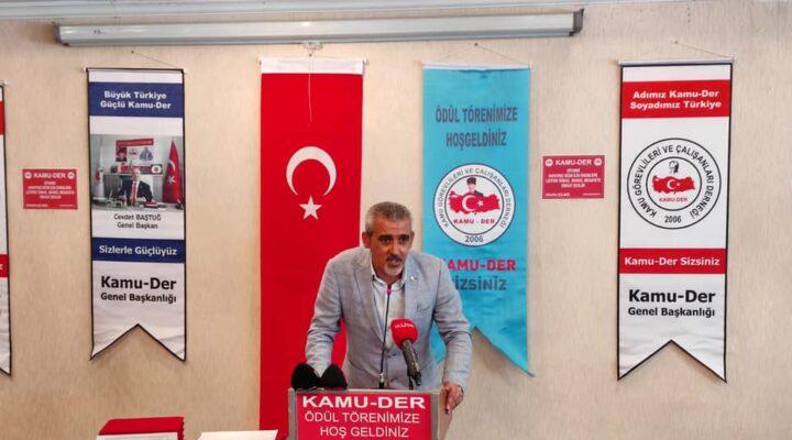 Altıok'a yılın başarılı ilçe belediye başkanı ödülü