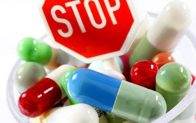 Hekiminize danışmadan antibiyotik almayın