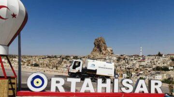Çevre Şehircilik bakanlığından Ortahisar'a araç hibesi