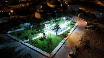 Mehmet Akif Ersoy Mahallesine bir park daha kazandırıldı