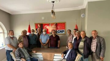 Başkan Gülmez'den hayırlı olsun ziyareti