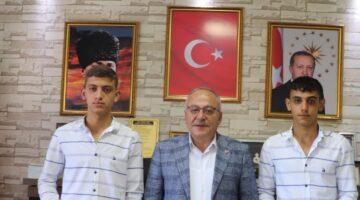 Derinkuyulu sporculardan Türkiye dereceleri