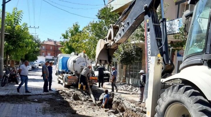 Acıgöl Belediyesinden su kesintisi özrü