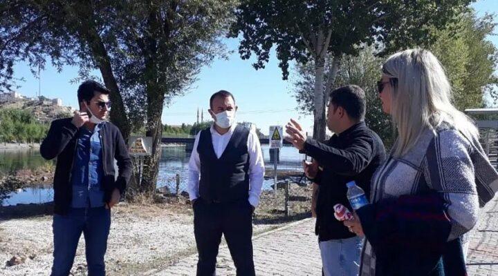Avanos'a kamp-karavan parkı yapılıyor