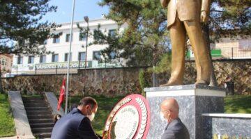 Gülşehir'de ilköğretim haftası töreni