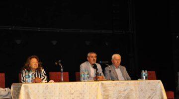 Hacıbektaş'ta halk toplantısı