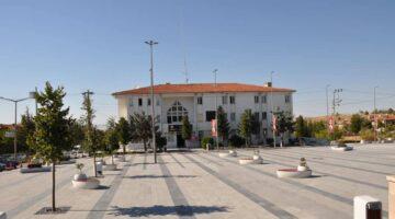 Hacıbektaş'ta kent meydanı düzenleme çalışmaları sürüyor