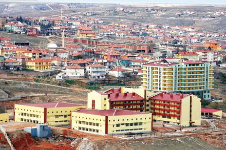 Kozaklı'ya ihtisas organize sanayi bölgesi