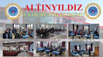 Altınyıldız 1.Sınıflar Veli Toplantıları tamamlandı
