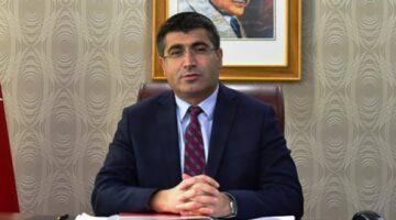 NEVÜ Rektörü Aktekin'in Mevlid Kandili Mesajı