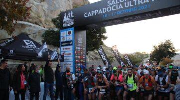 Salomon Kapadokya Ultra Trail Koşusu yapıldı