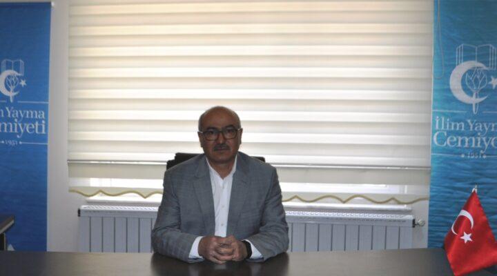 İYC Başkanı Özdemir'den kandil kutlaması