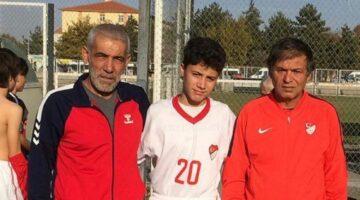 Nevşehir Belediyesporlu futbolcu, Sivasspor'a transfer oldu