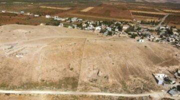 Kilis-Oylum Höyük'te kazı çalışmaları yapılıyor