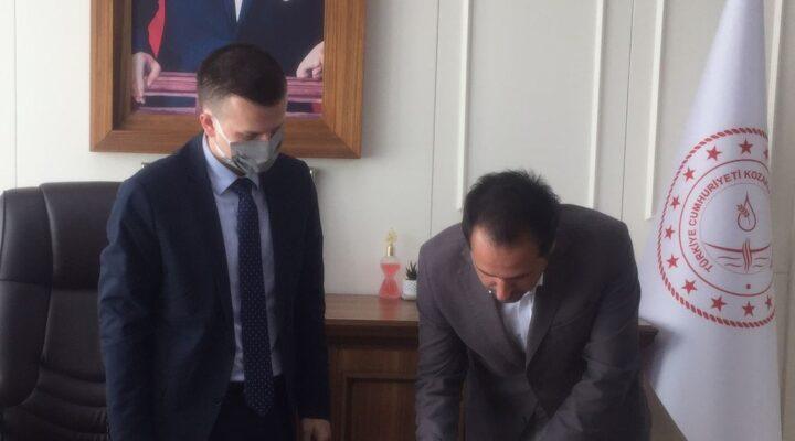 Kozaklı MYO ile Kozaklı Kaymakamlığı Arasında 'Mesleki Gelişime Yönelik' Protokol İmzalandı