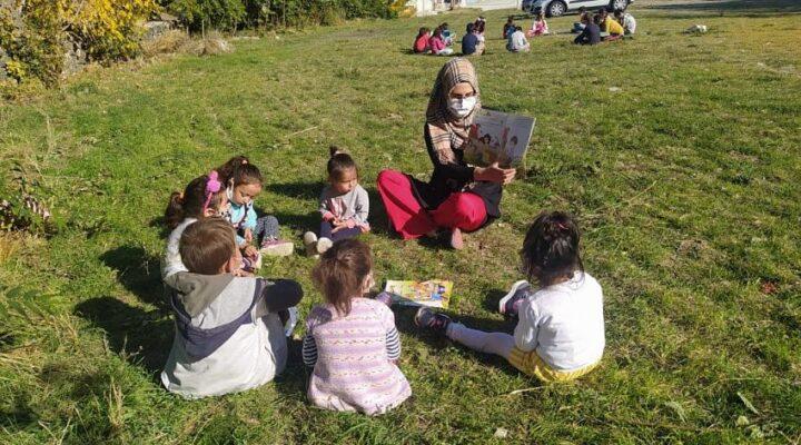Gülşehir Okuyor projesi başladı