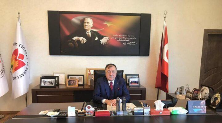 Başkan Parmaksız'dan Mevlid Kandili mesajı