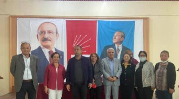 CHP Avanos'ta danışma kurulu toplantısı yaptı