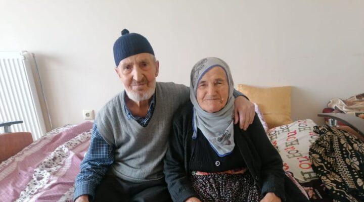 Gümüşkent köyü muhtarının acı günü