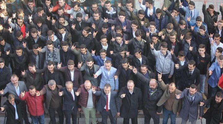 Nevşehirli Ülkücüler Ankara yolcusu