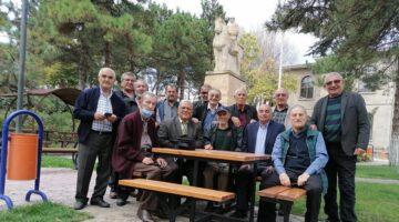 Yarım asır sonra yeniden Nevşehir'de buluştular